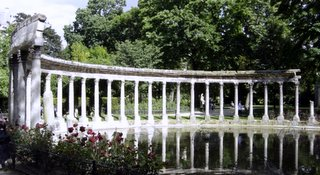 Parc Monceau, Paris