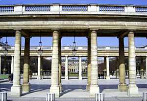 Palais Royal, Paris