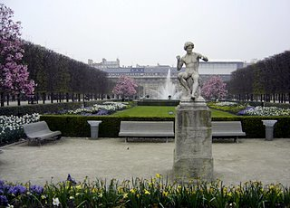 Garden of the Royal Palace, Paris