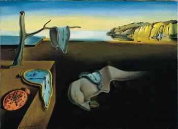 Persistance of Memory by Salvador Dali