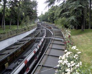 Parc Montsouris, Paris