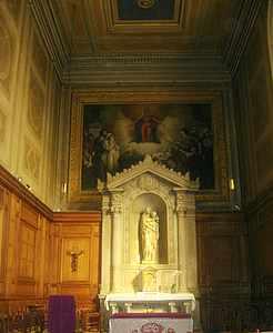 Saint Denis du Saint Sacrament, Paris
