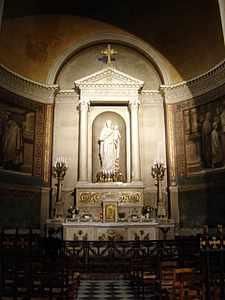 Church of St. Germain des Pres, Paris