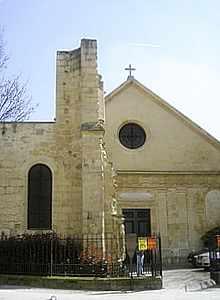 St. Julien le Pauvre, Paris