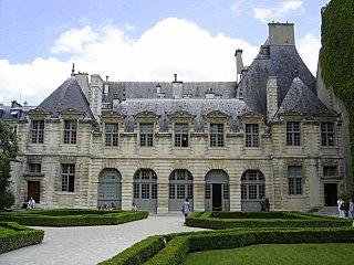 Hotel de Sully Orangerie, Paris