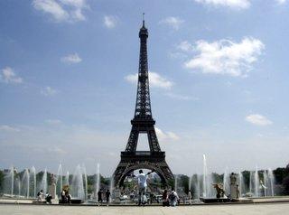 Walk Along The Seine River