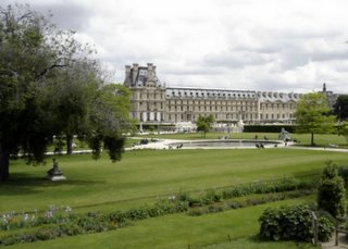Jardin des Tuileries, Tuileries Garden Paris