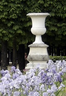 VVase, Tuileries Garden Paris