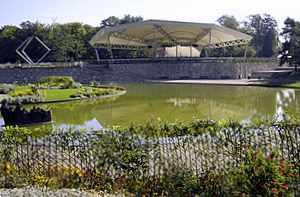 Parc Floral Bois de Vincennes, Paris