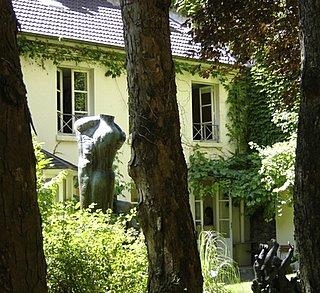 Zadkine Museum Garden, Paris