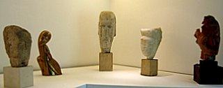 Zadkine Museum Sculptures, Paris